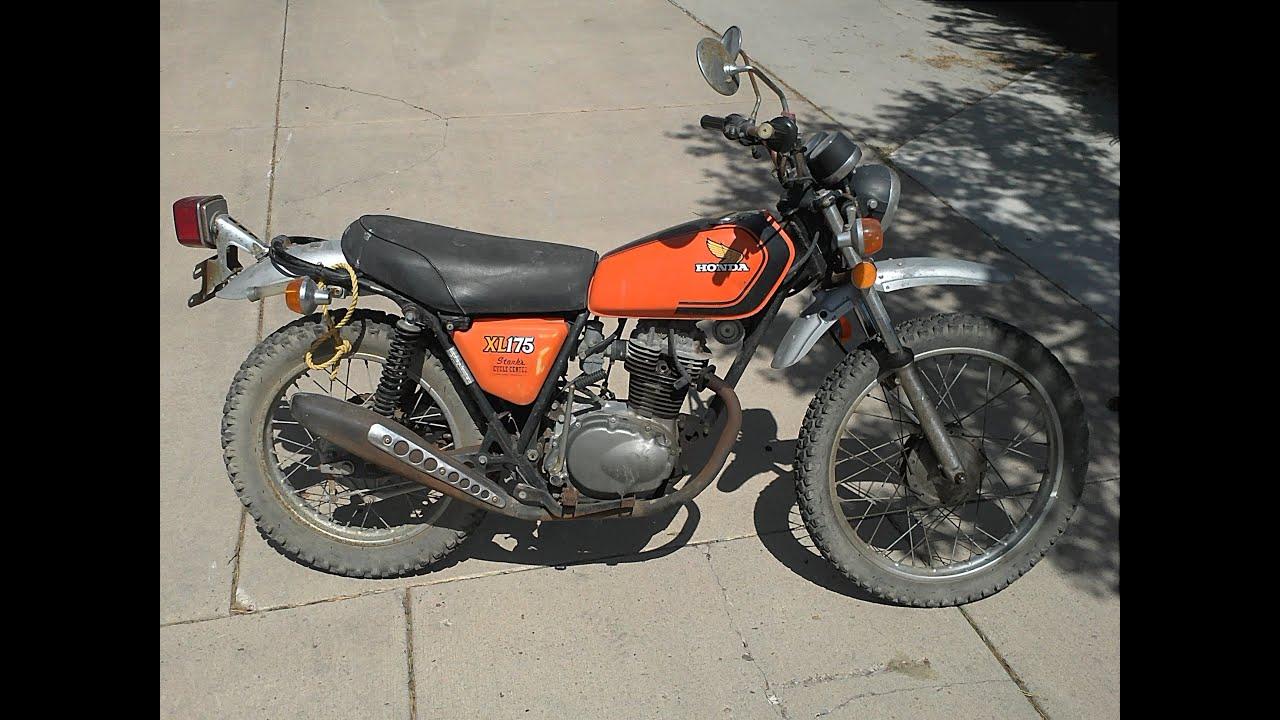 1973 honda xl175 youtube rh youtube com Honda XL 350 Honda XL 250