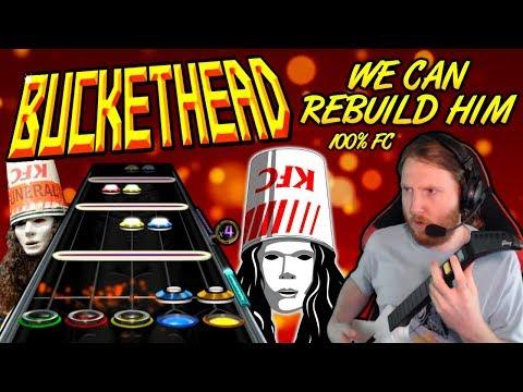 BUCKETHEAD ~ We Can Rebuild Him 100% SIGHTREAD FC!