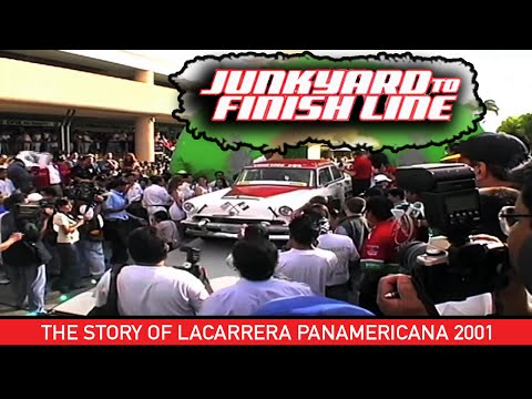 La Carrera Panamericana - Documentary