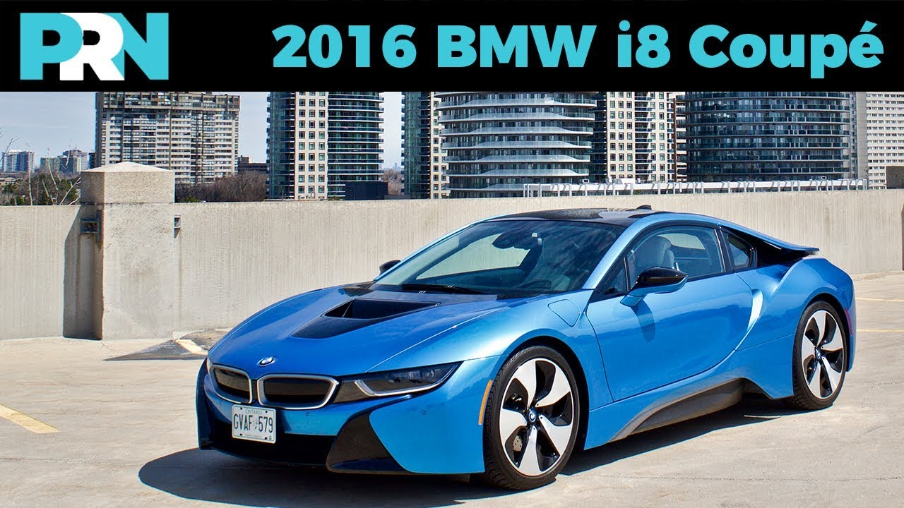 2016 BMW I8 Full Tour Review I12