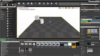Making a Pavlov VR map with Unreal Engine 4: Getting Started