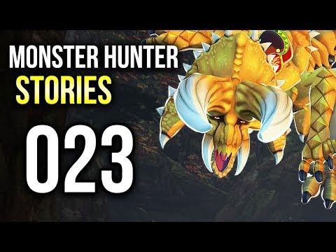 Ein sehr seltenes Ei! 🏹 Monster Hunter Stories #023 (Deutsch)