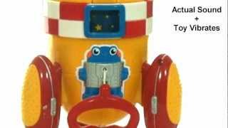 WOW Toys | Ronnie Rocket Toy Review