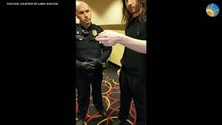 Man accuses AMC theater in Arizona of racial profiling; video goes viral
