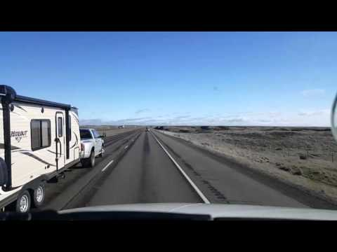 BigRigTravels LIVE-near Ritzville, Washington to Post Falls, Idaho Thu Mar 03 08:58:40 PST 2016