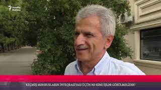 """""""Məhbusluq ömürlük damğa deyil"""""""