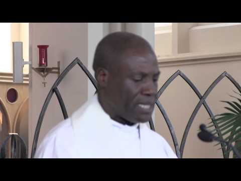 """St John's Wood. """"The Journey of Life with the Blessed..."""": Sermon by Fr Mukuka. A Day With Mary"""