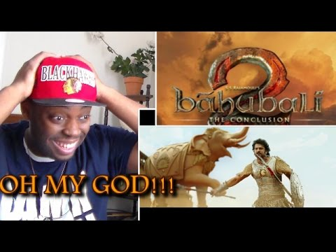 Baahubali 2 - The Conclusion | Official Trailer  REACTION!!!