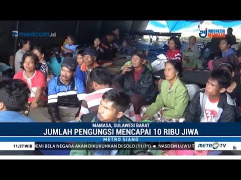 10 Ribu Jiwa Mengungsi Akibat Gempa Mamasa Mp3