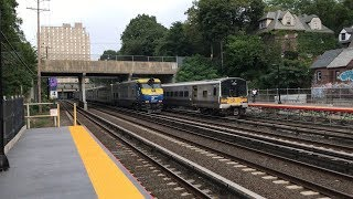 MTA Long Island Rail Road [LIRR] Morning Rush Hour @ Kew Gardens (9/12/19)