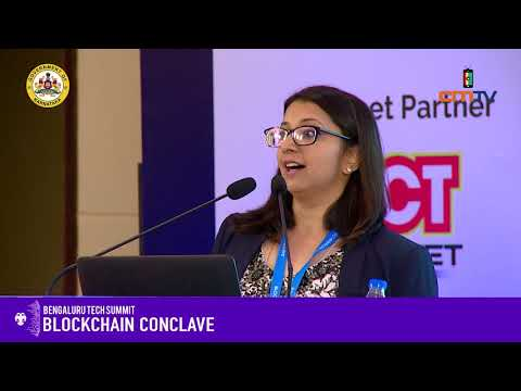 Blockchain concepts: Presentations on winning ideas from the Hackathon & Prize Distribution
