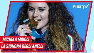 #Throwback: Michela Moioli e la storia dell'anello