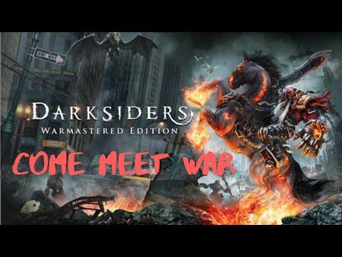 Darksiders Warmastered Part 1