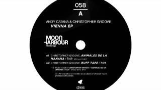 Christopher Groove - Animales de la Manana (Stella Edit) - MHR058
