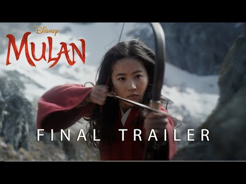 Disney's Mulan   Final Trailer