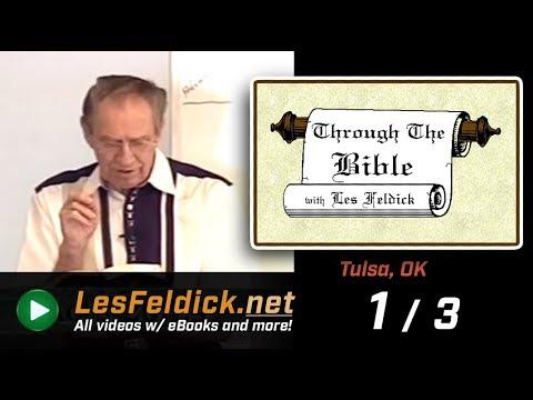 Les Feldick - Tulsa, Oklahoma Seminar [ 1/3 ]
