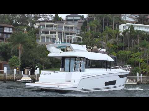 Jeanneau Velasco 43F - full review from Trade a Boat