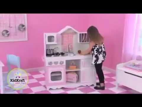 Детская кухня - отличный подарок для маленькой хозяйки!!