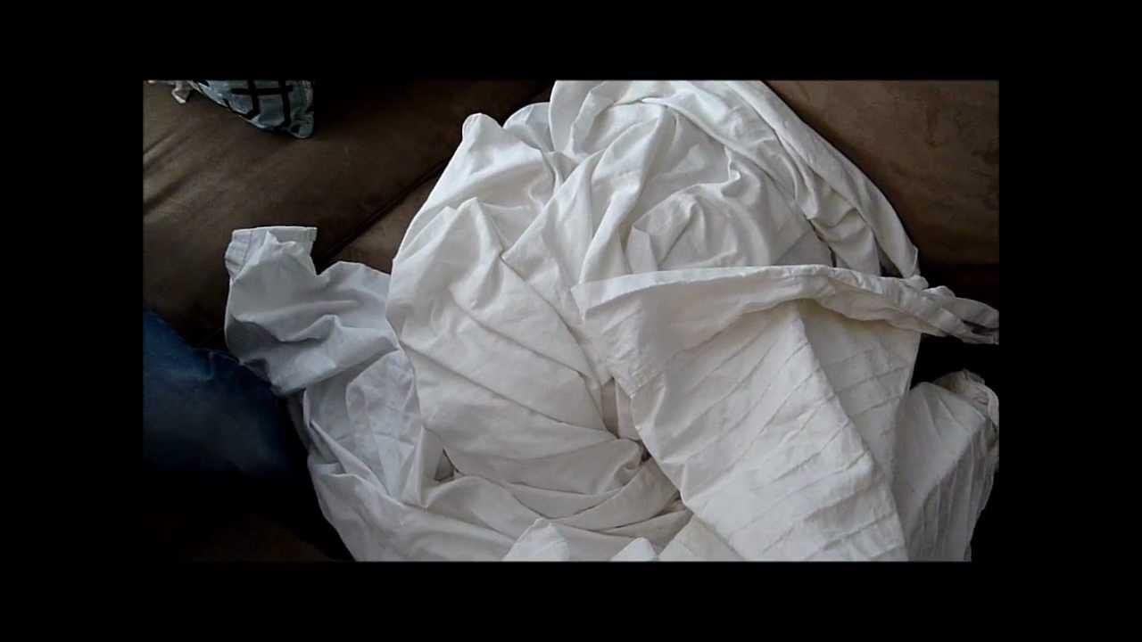 Miracle laundry bright white sheets youtube - Wash white sheets keep fresh ...