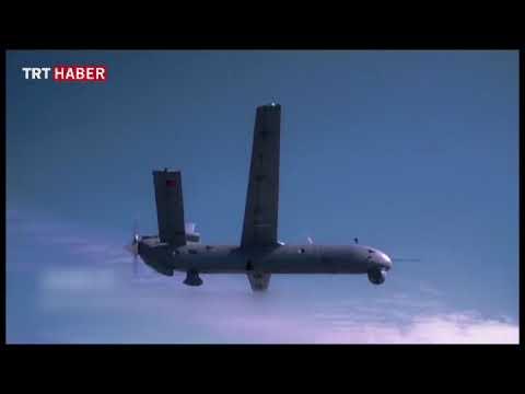 Yerli silahlı İHA ANKA-S, artık uydudan da kontrol edilebilecek.