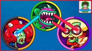 Игра Зомби против Растений Герои от Фаника Plants vs zombies Heroes 25