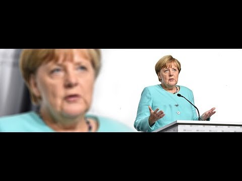 German Elections Results 2017,Angela Merkel Wins Fourth Term As Chancellor - Merkel Victory Speech