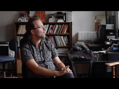 Interview m. Andreas Haaning Christiansen om HUGLAND