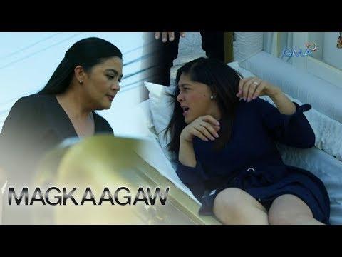 Magkaagaw: Isilid Sa Kabaong Si Veron! | Episode 53