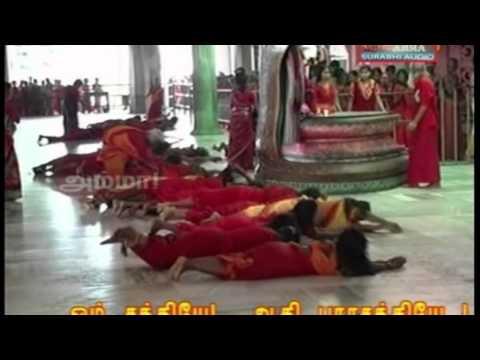 AMMA Devotional Song | Melmaruvathur Adhiparasakthi | Om Sakthieya