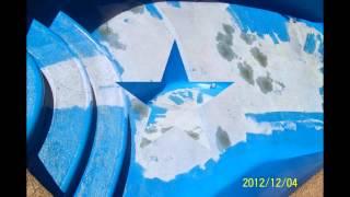 pintado  piscinas   de  fibra de  vidrio   99202891