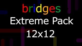 Flow Bridges - Extreme Pack 12x12