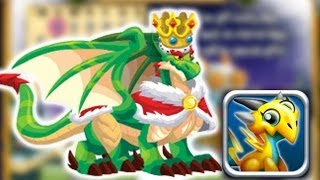 How to get King Dragon 100% Real! Dragon City!