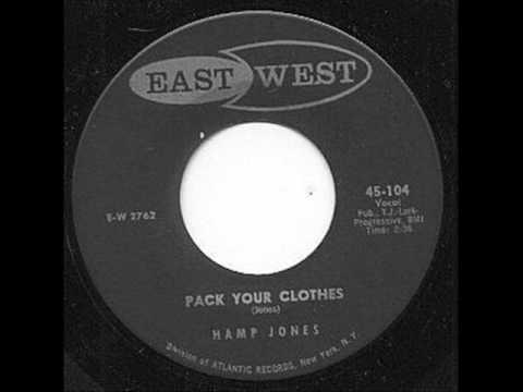 Hamp Jones - Pack Your Clothes