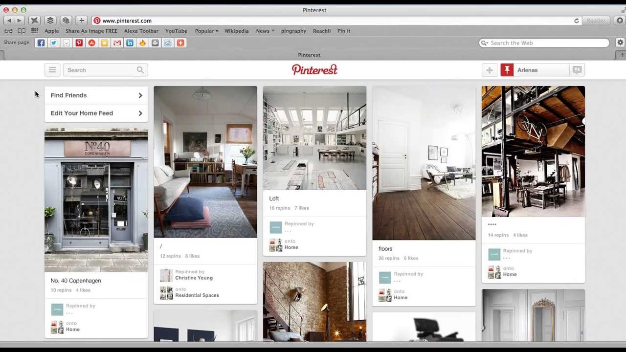 How to convert your Pinterest personal account to a business account mp4
