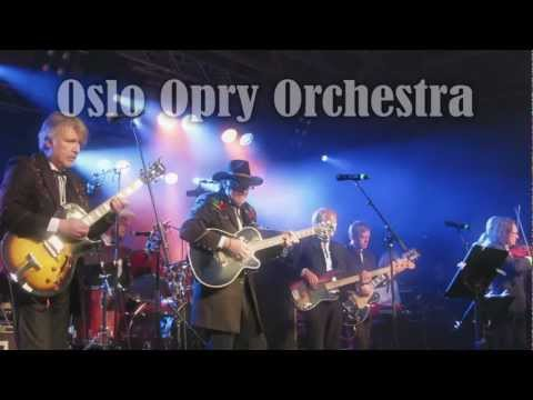 """Oslo Opry Orchestra -  """" Miles And Miles Of Texas""""..."""