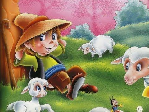 Yalancı Çoban Hikayesi ,Sesli Masal Dinle