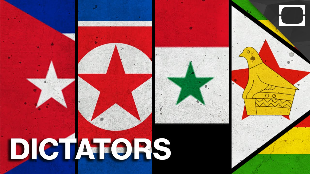 Which Countries Have Dictators?   YouTube