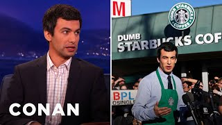 Repeat youtube video Nathan Fielder On His