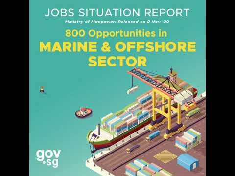 Opportunities in the Marine & Offshore sector 🚢