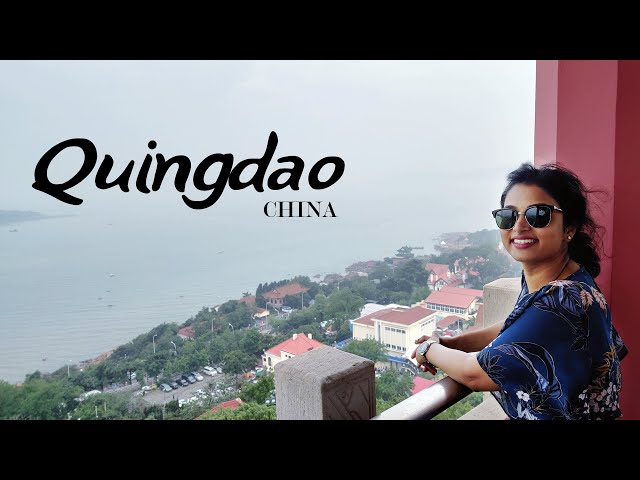 QUINGDAO TRAVEL VLOG - China Series | Chinese Wedding, City Tour | Beer Capital of China