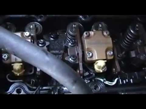 How to change your 73 injectors - YouTube