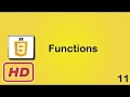 [Javascript Tutorial] Javascript beginner tutorial 11 - functions with multiple parameters