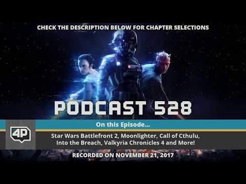 4Player Podcast #528: Like an Onion