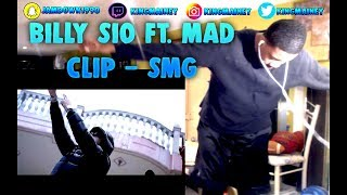 (GREEK)Billy Sio ft. Mad Clip - SMG - Official Music Video REACTION!!!