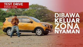 Test Drive Datsun CROSS Part 1