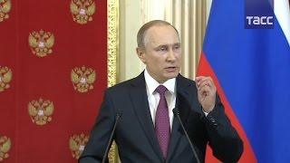 Путин  заказавшие доклад о якобы компромате в РФ против Трампа,  хуже, чем проститутки
