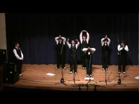 Yoga Class (skit) - Stanford Fleet Street Singers