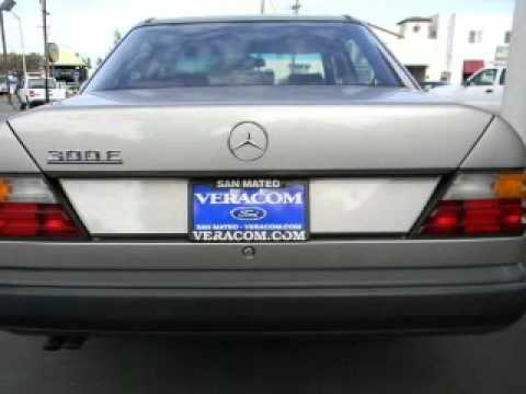 1986 mercedes benz 300 series san mateo ca youtube for Mercedes benz san mateo
