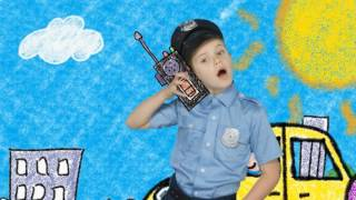 Police Officer - Kid's Dream Job - Can You Imagine That?