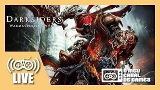 [Live] Darksiders Warmastered Edition (PS4 Pro) Aquecimento Darksiders 3 AO VIVO #4